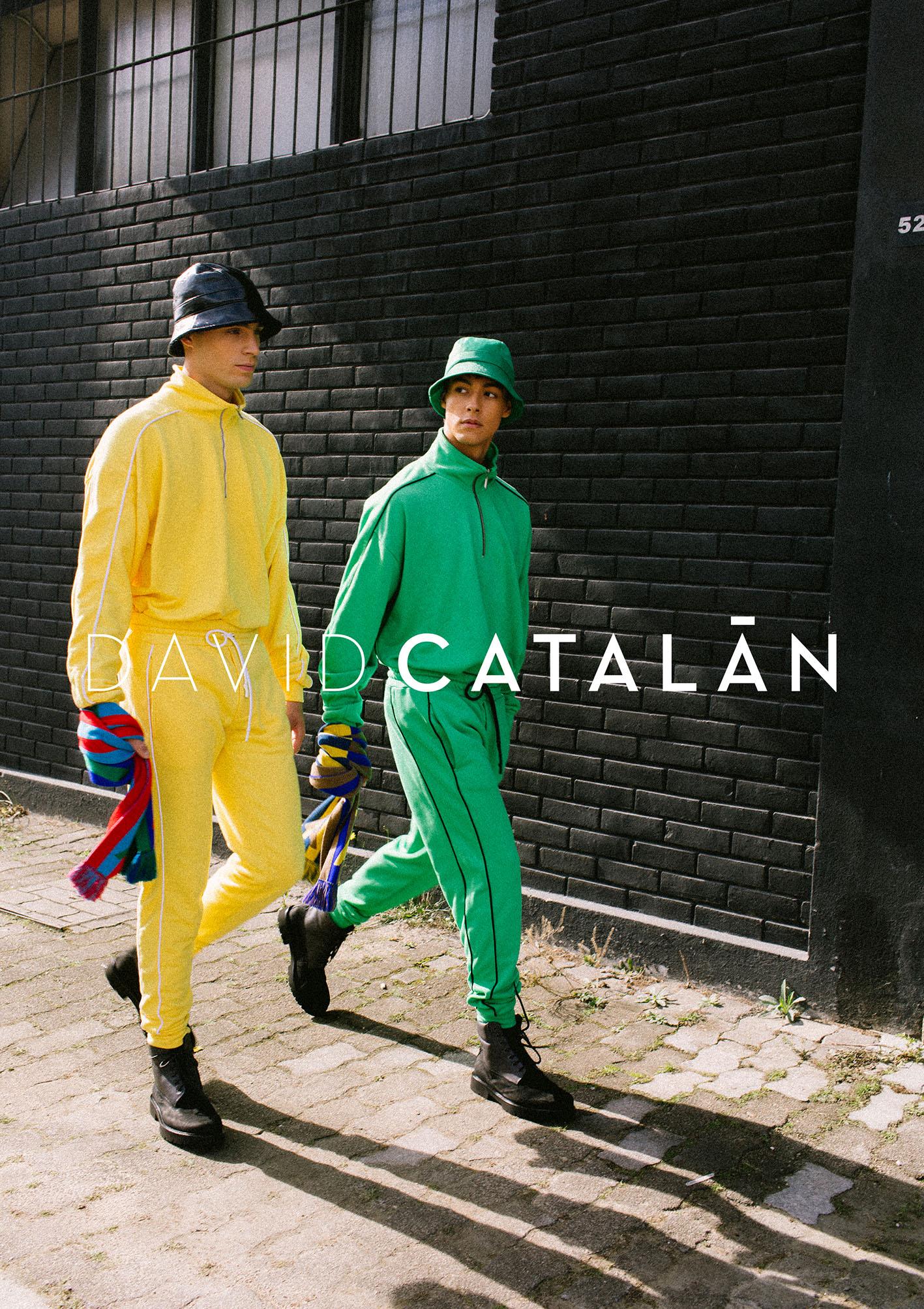 David Catalán FW20