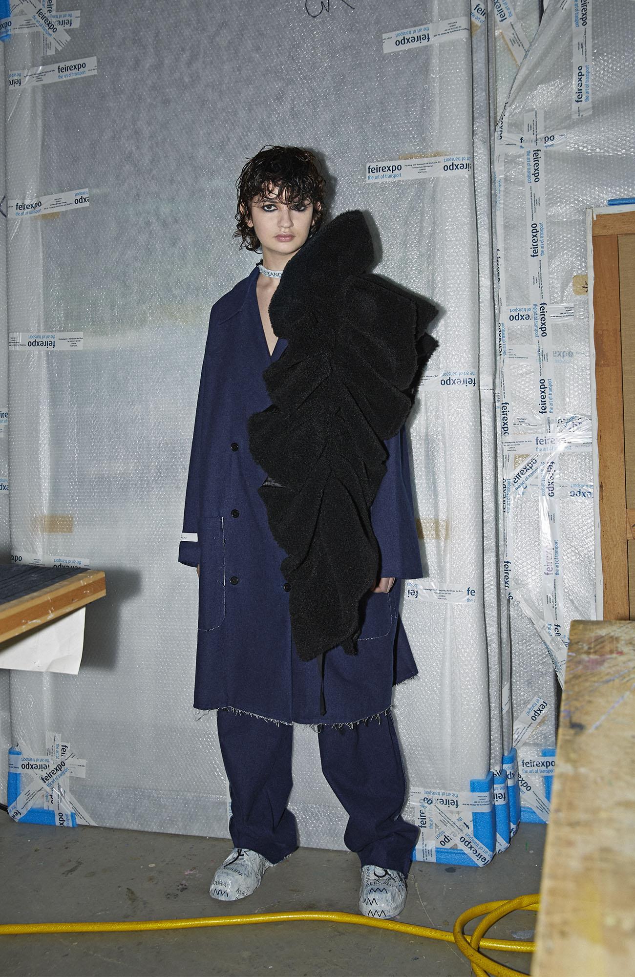 Alexandra Moura FW 21/22 - Milano Fashion Week 3