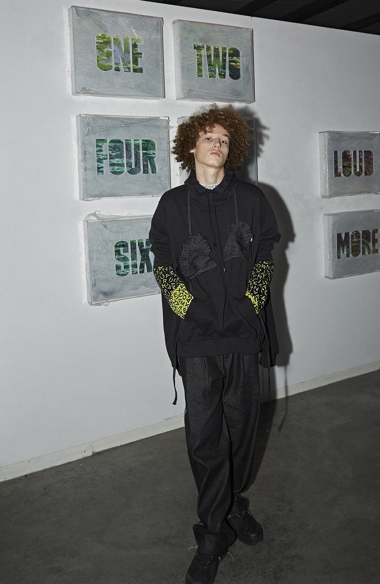 Alexandra Moura FW 21/22 Milano Fashion Week