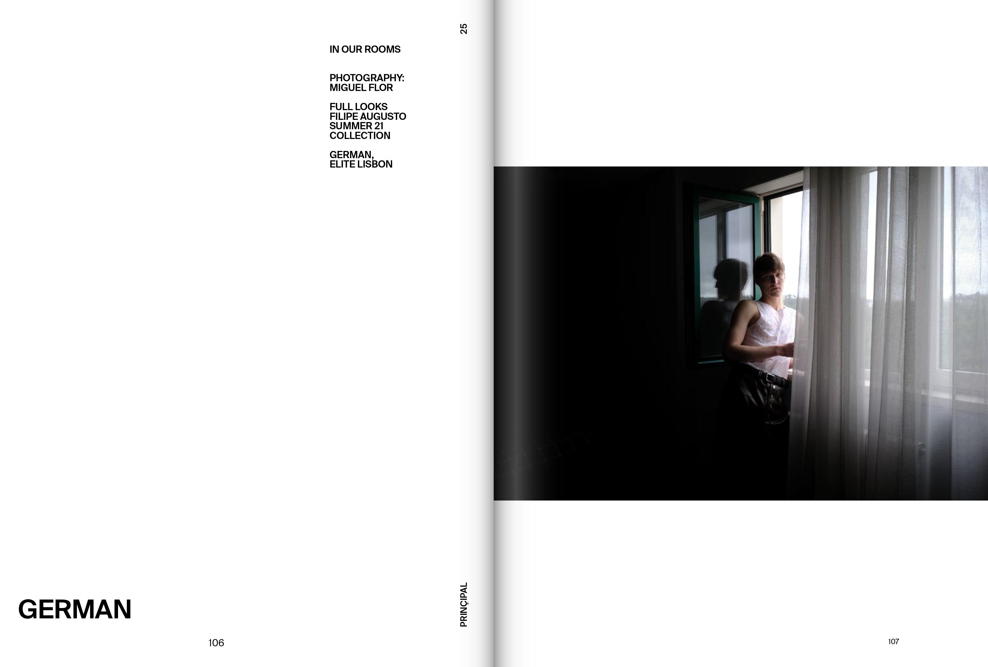 PRINÇIPAL Magazine 0