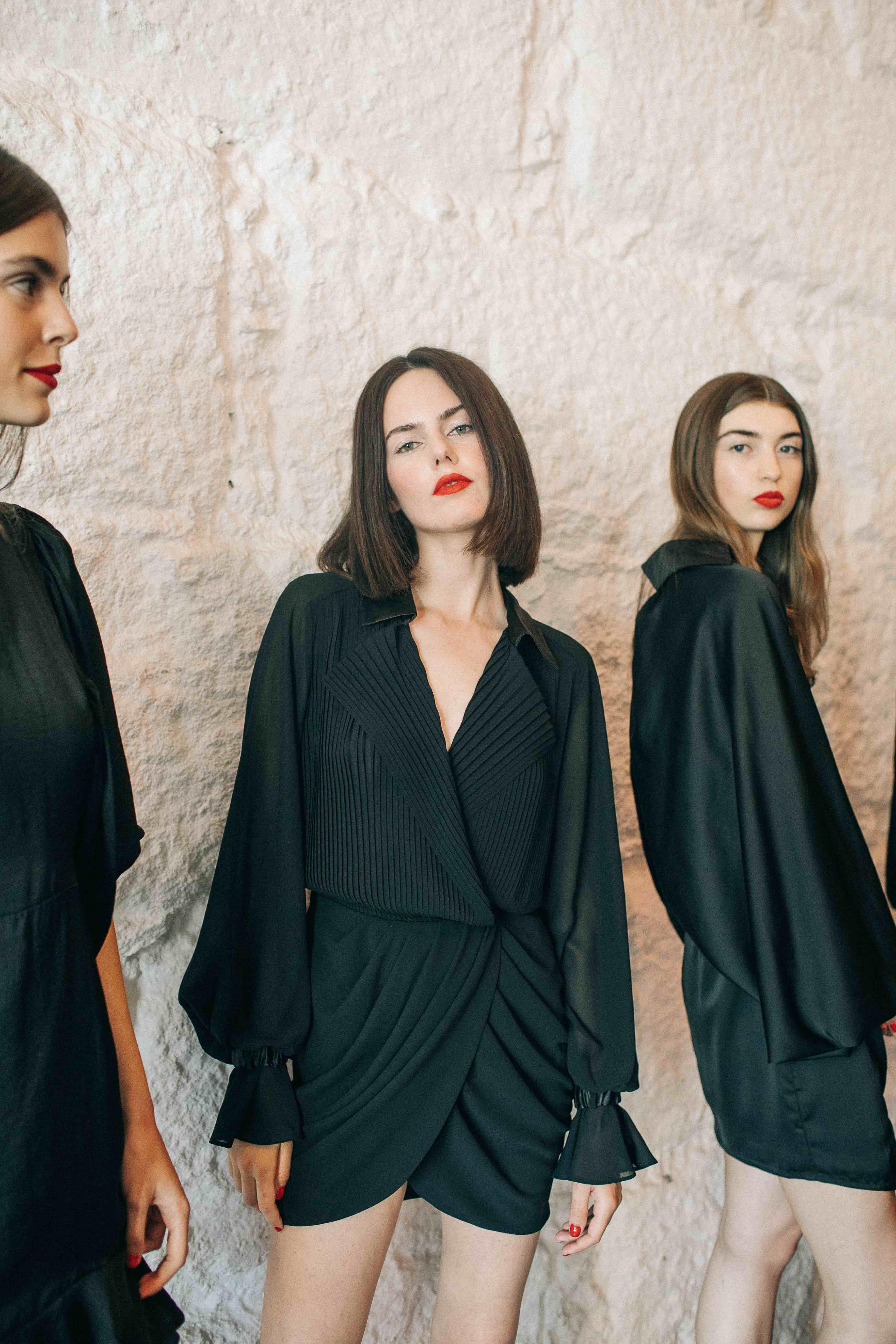 Backstage Portugal Fashion