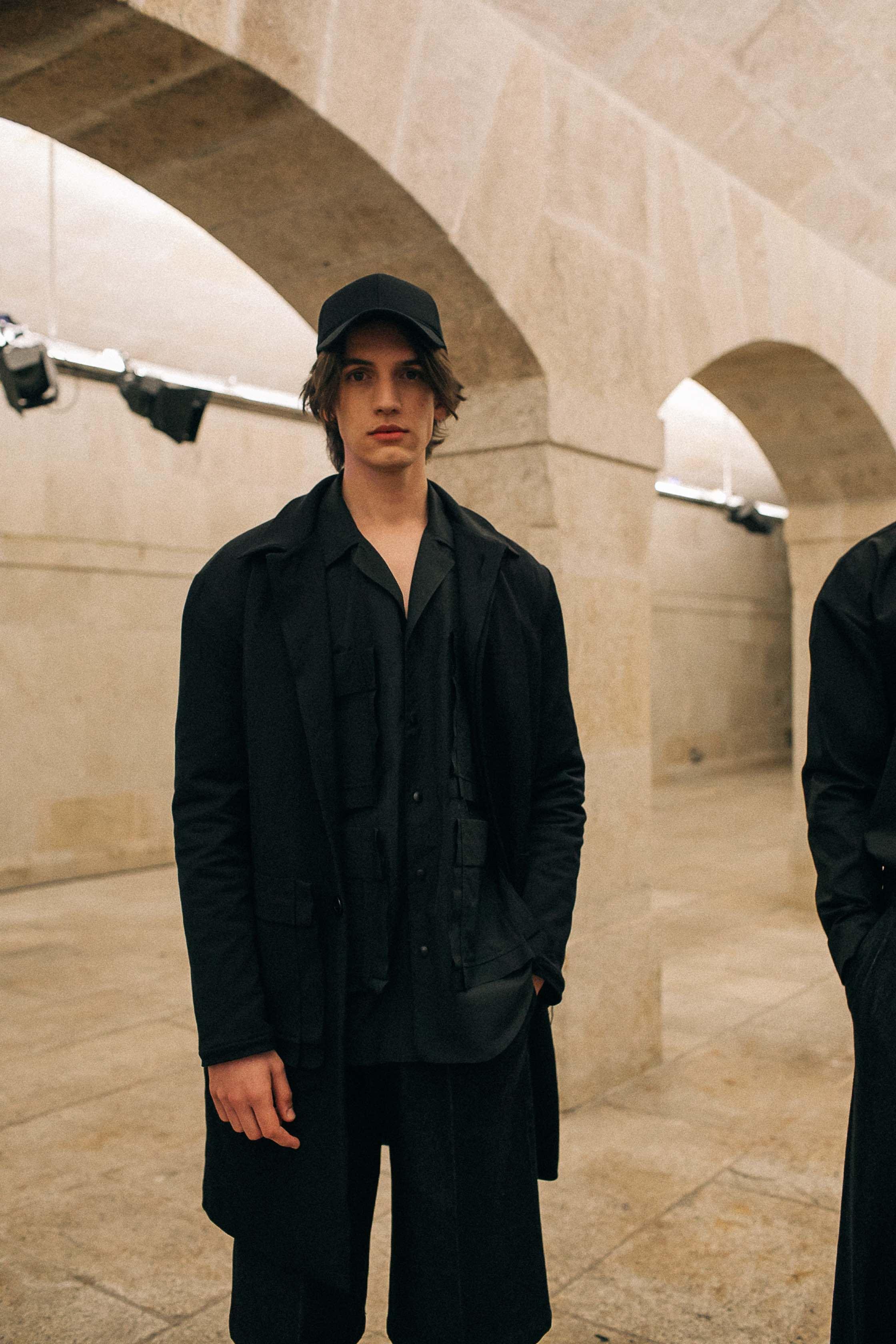 Backstage Portugal Fashion 1