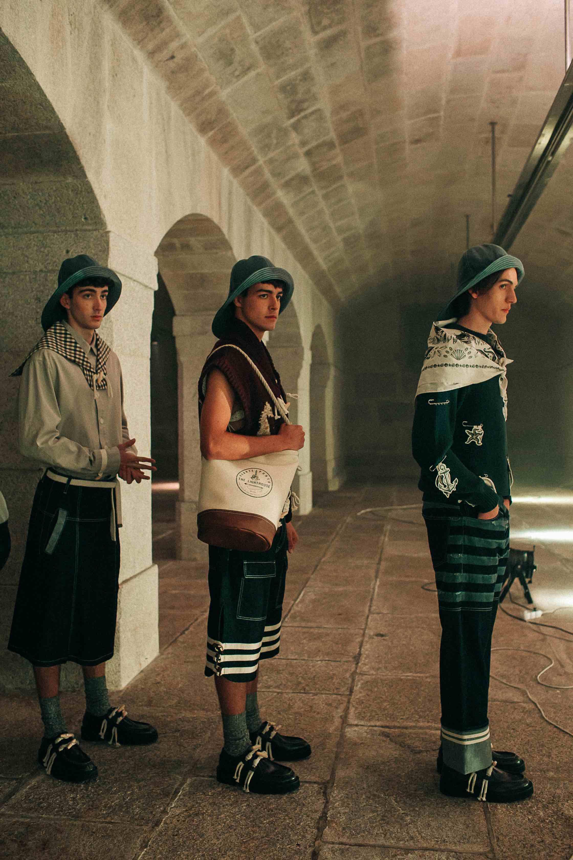 Backstage Portugal Fashion 4