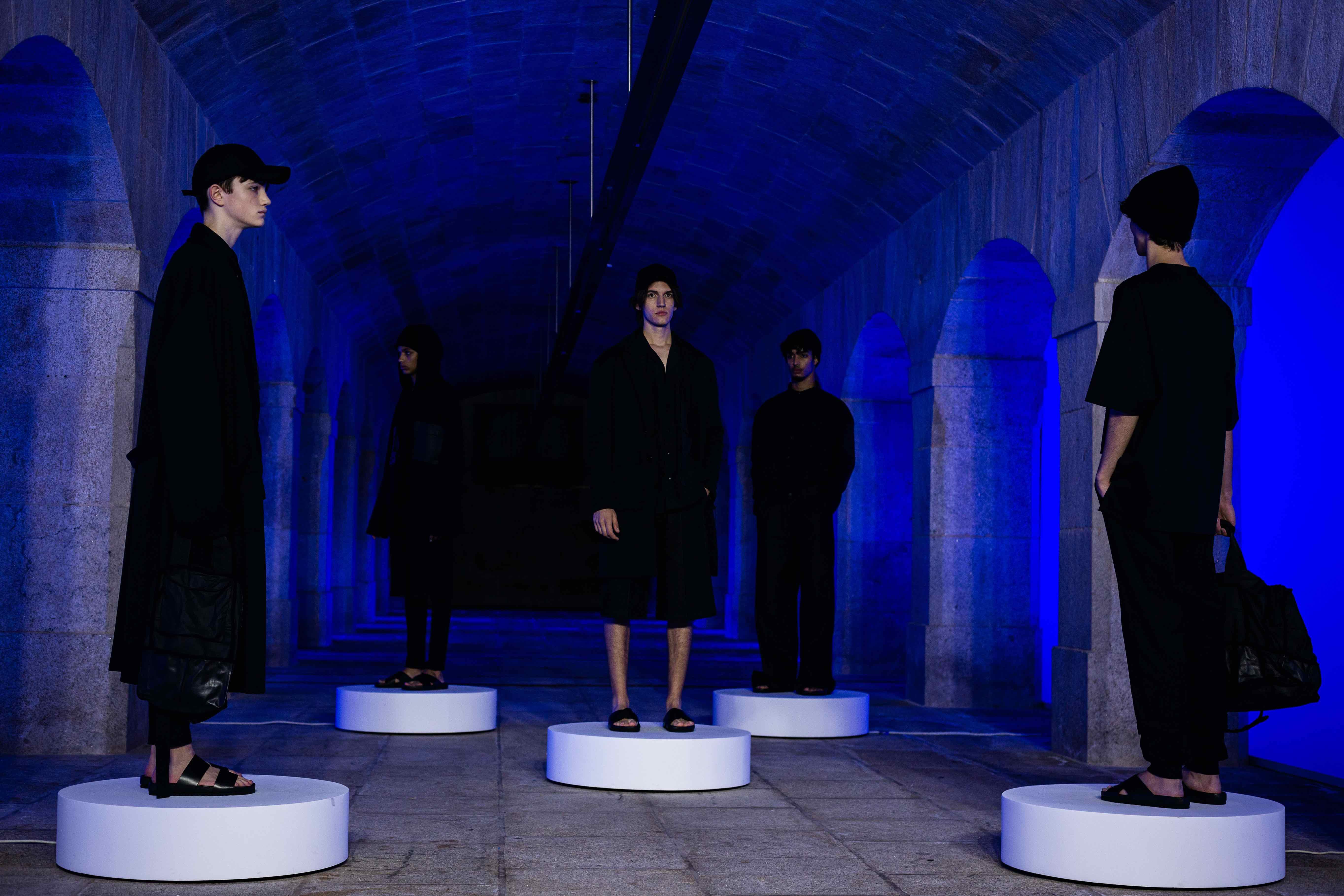 Backstage Portugal Fashion 6