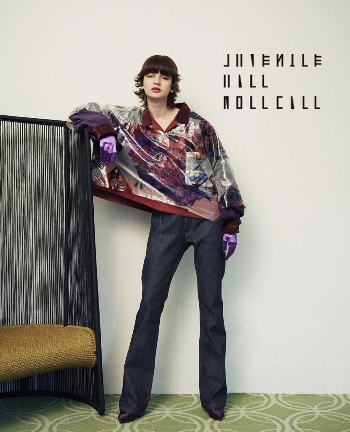 JUVENILE HALL ROLLCALL FW19