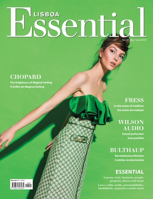 Essential Lisboa Magazine