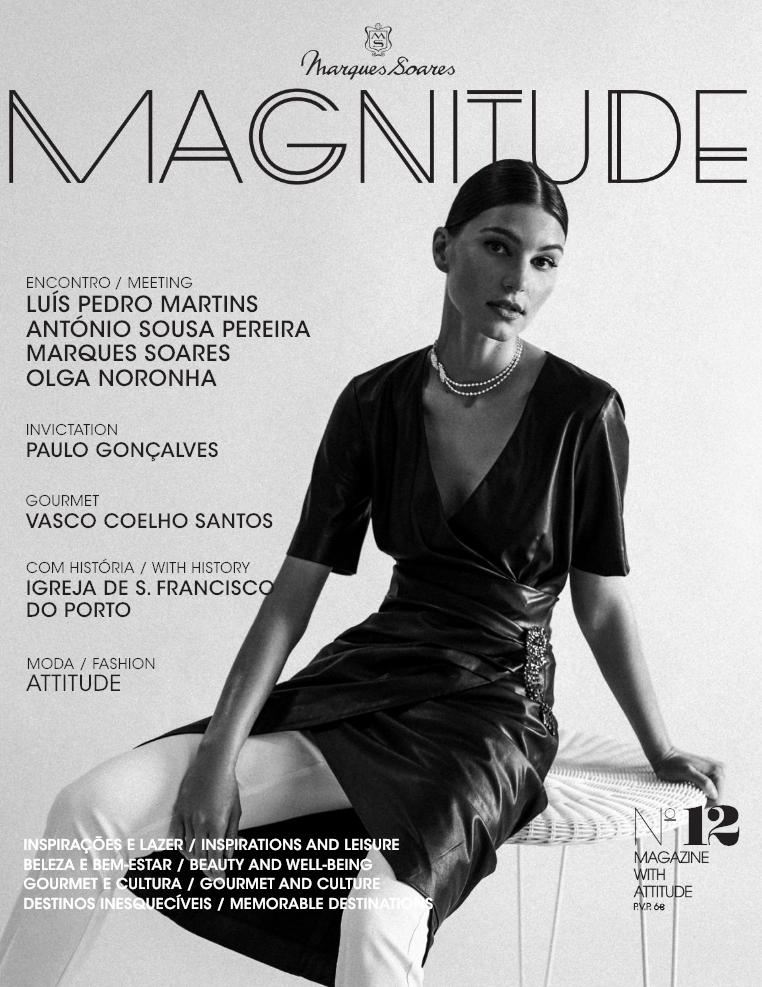 Magnitude Magazine