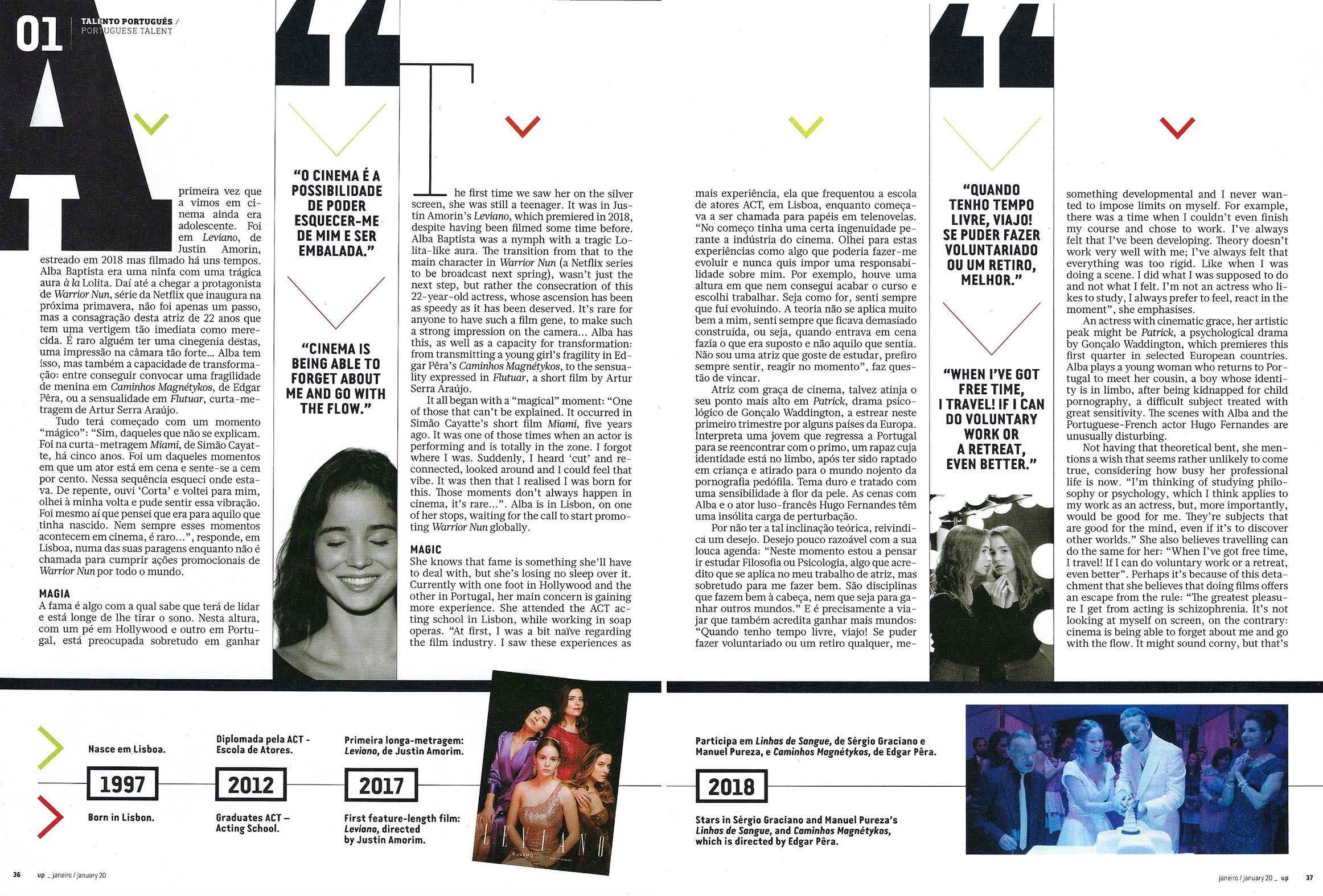 UP Magazine 1