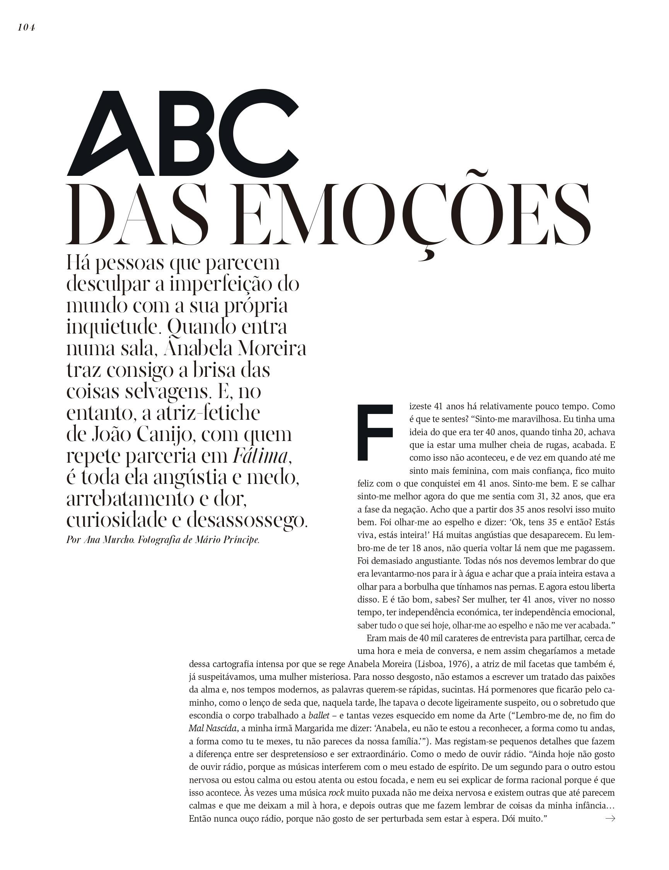 Vogue Portugal 0