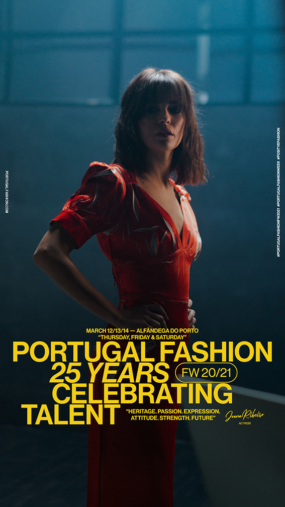 Portugal Fashion 25 YEARS Campaign