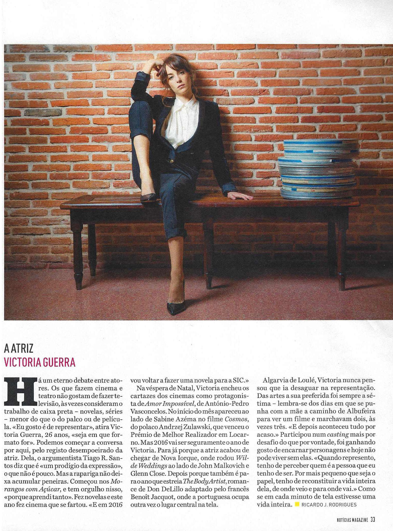 Notícias Magazine - Jornal de Notícias